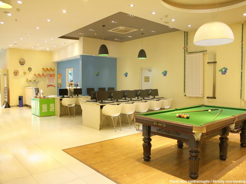 โรงแรม – Hi Inn DaLian U.Maritime