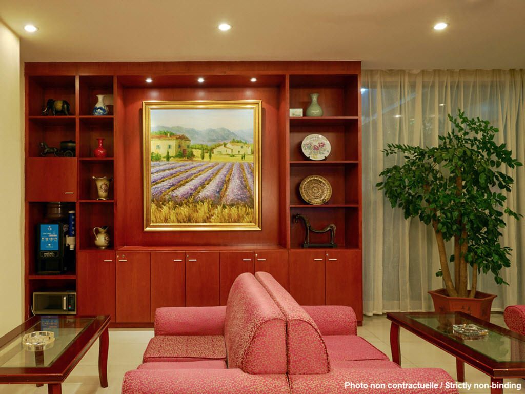 Hotell – Hanting TJ Hedong Wanda