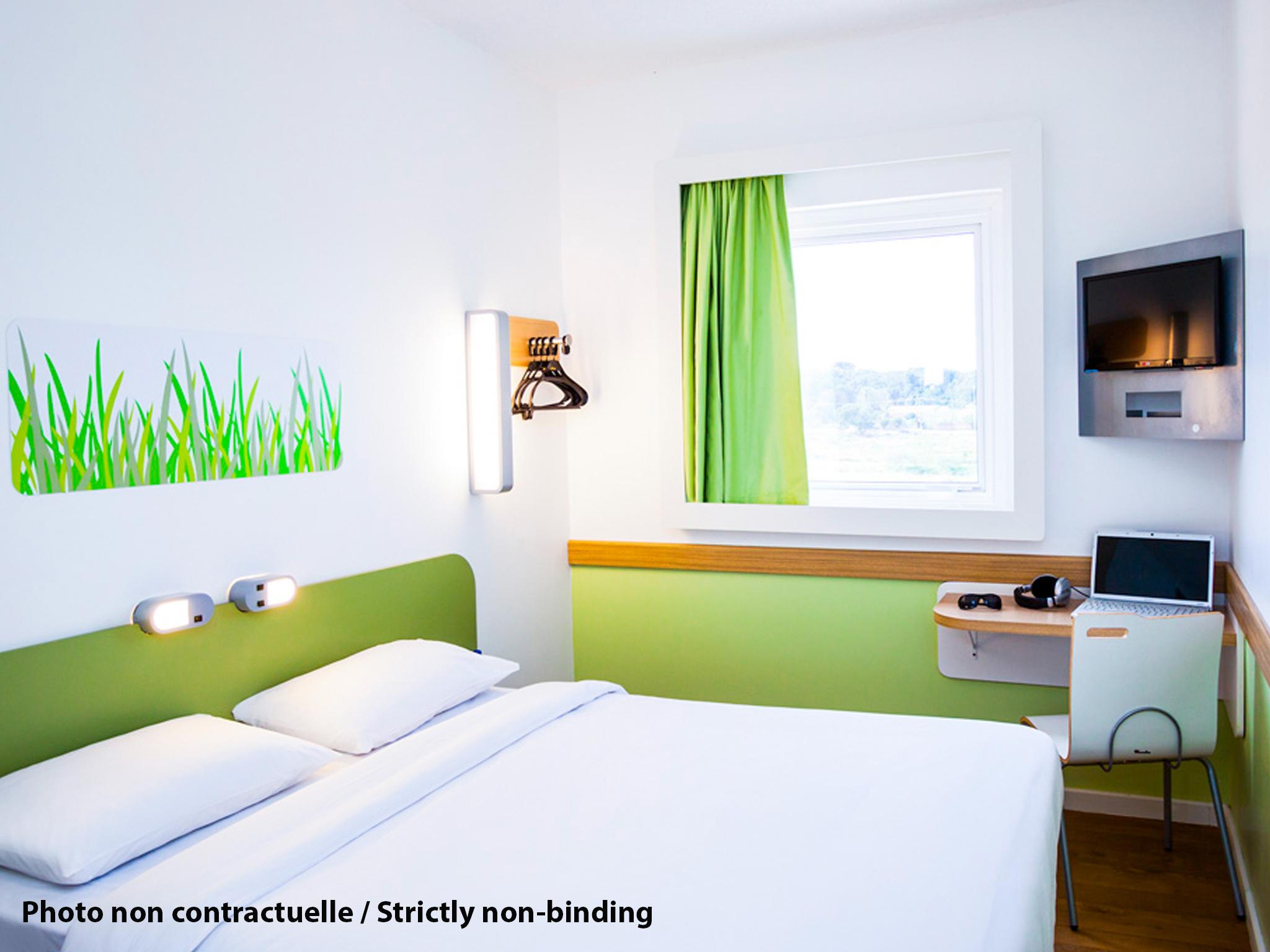 Hotel in LIBOURNE ibis bud Libourne