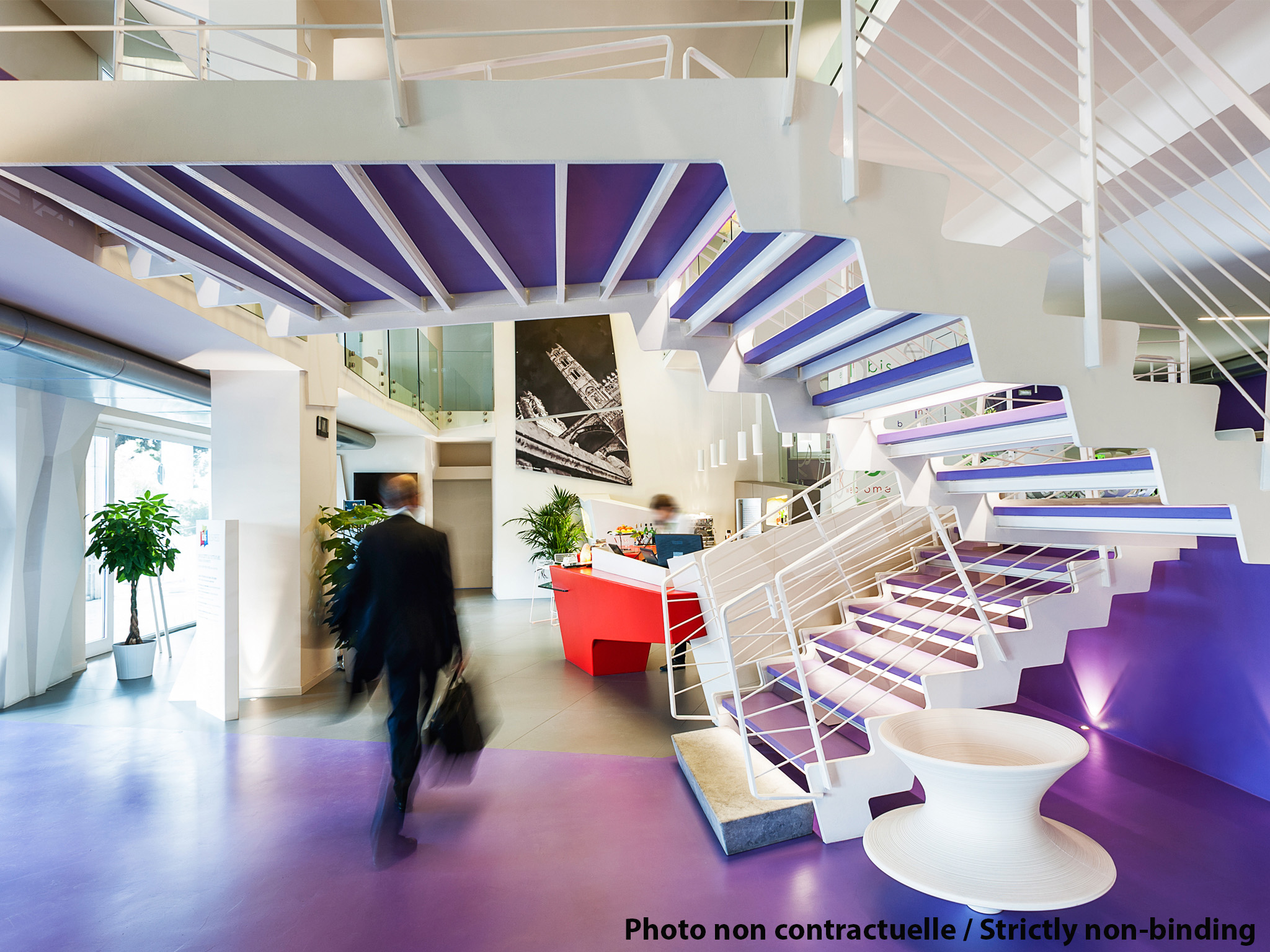 Hotel - ibis Styles Lausanne Center Mad House (opening July 2018)