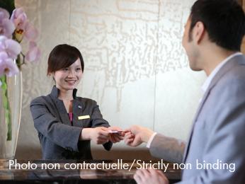 Отель — Grand Mercure Changsha Downtown