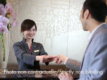Hotell – Grand Mercure Changsha Downtown