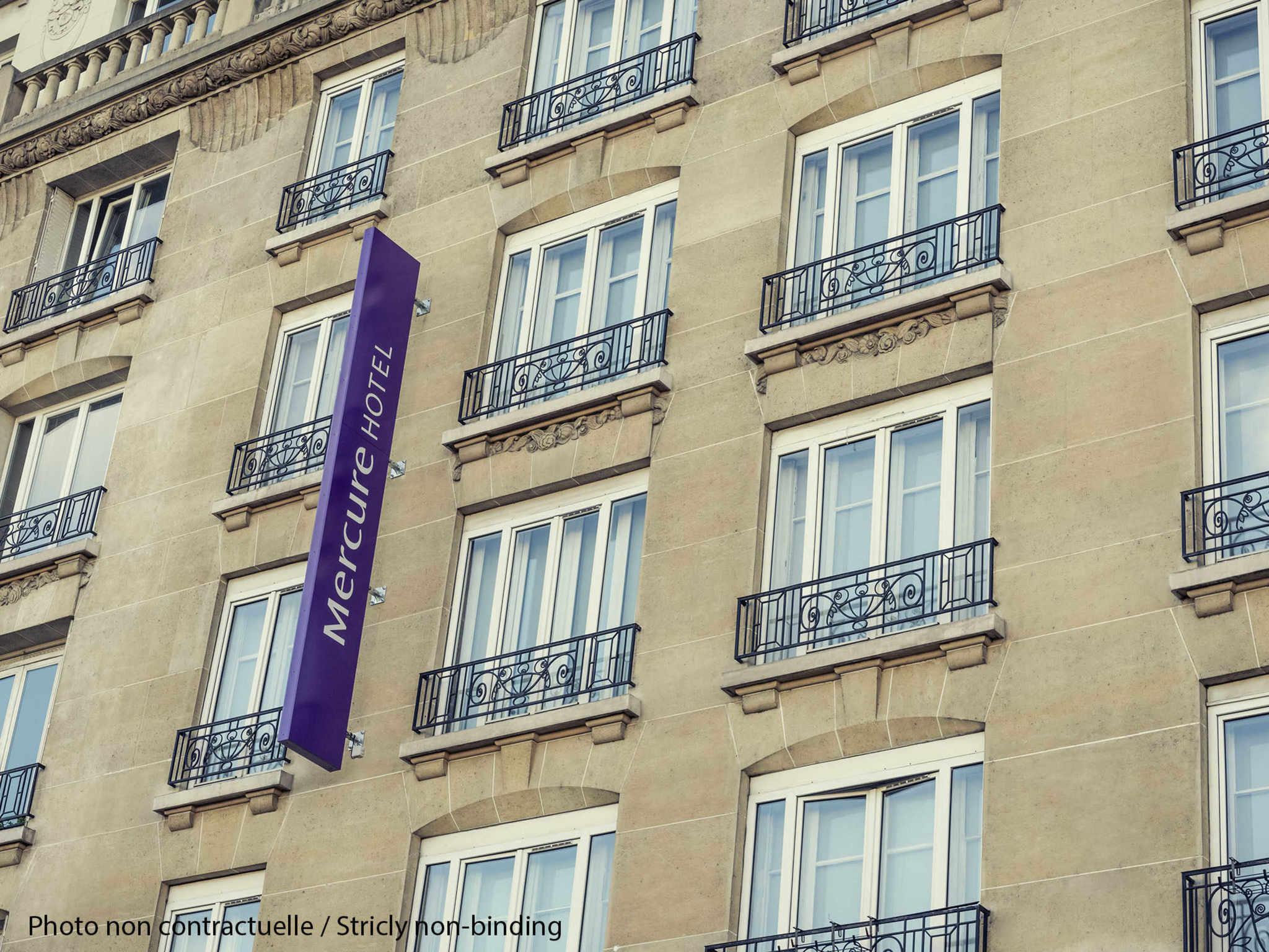 โรงแรม – Mercure Karamay