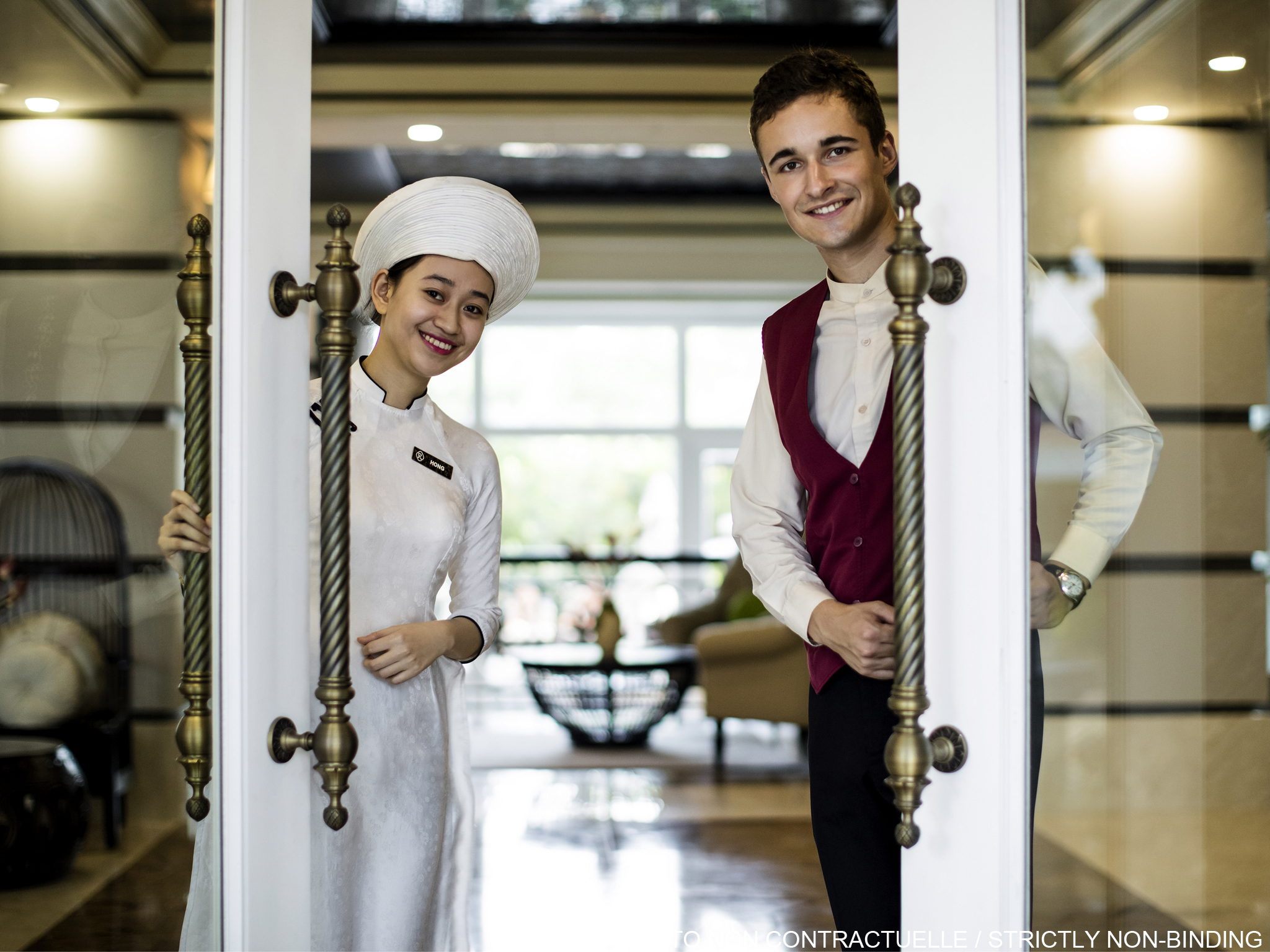 Отель — Fujian Xiangshan Bay Resort - MGallery by Sofitel