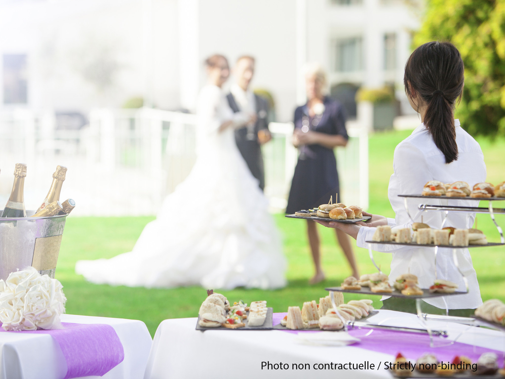 Novotel mississauga wedding