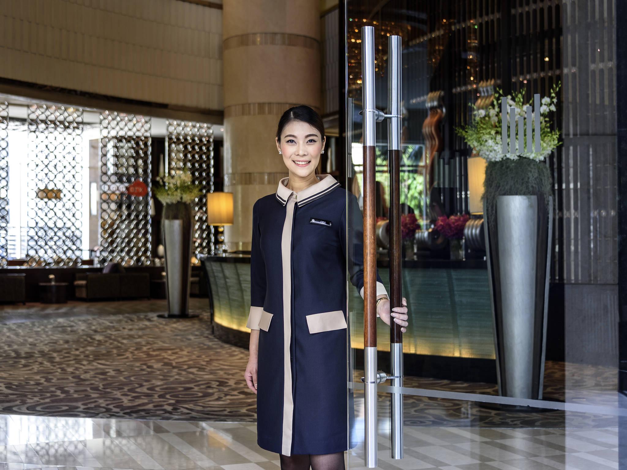 Hotel – Pullman Tianjin Kunlun (inauguração em junho de 2019)