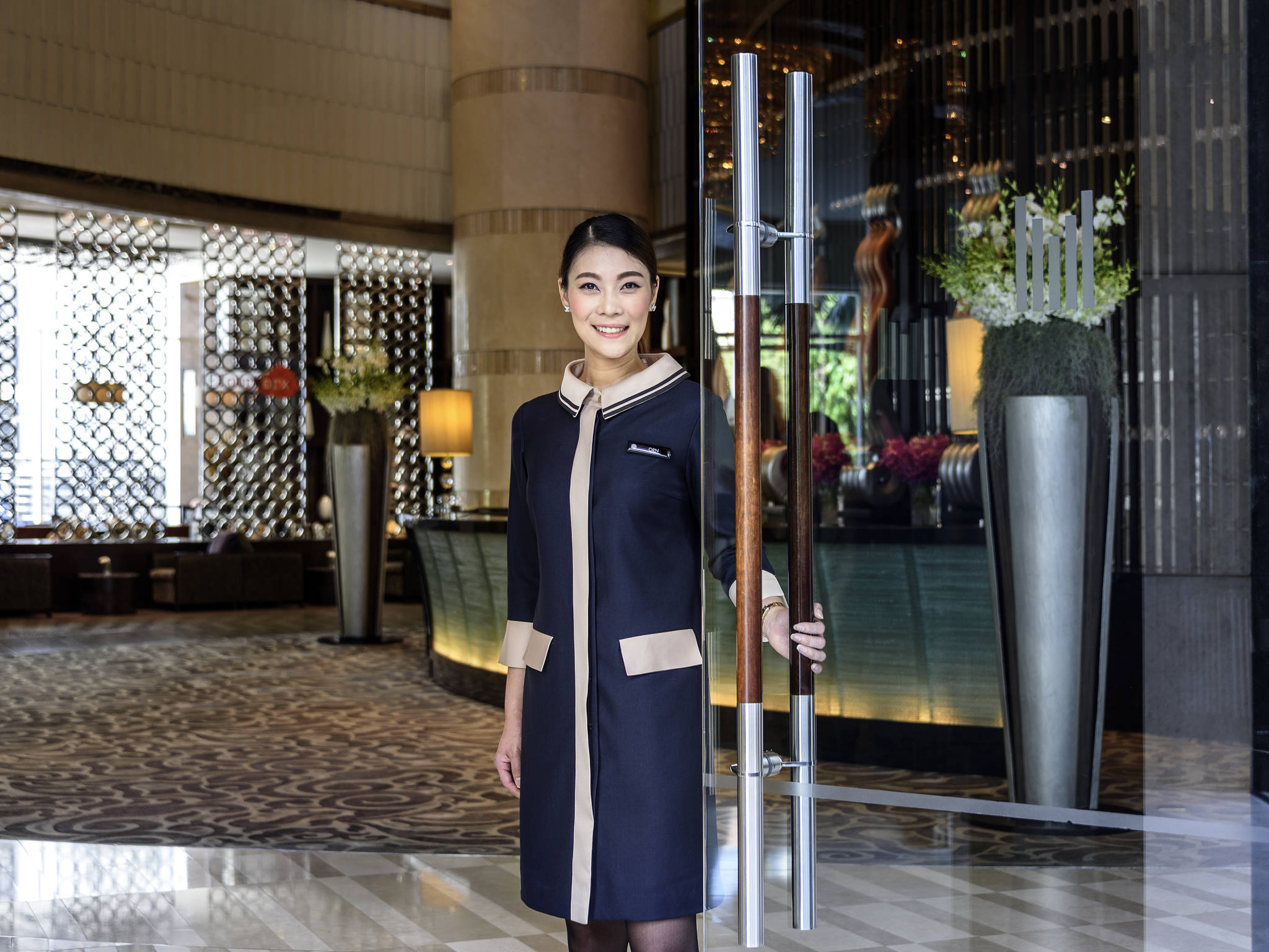 酒店 – 东京田町铂尔曼酒店(2018 年 10 月开业)