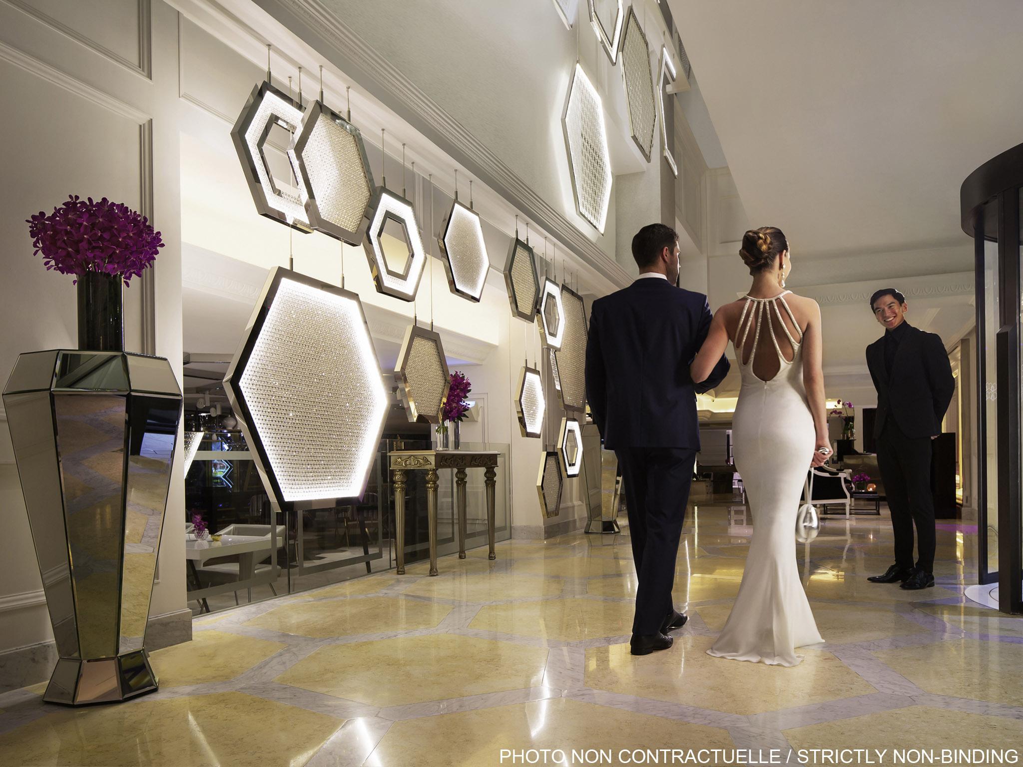 Hotel – So Sofitel Auckland (inauguração em outubro de 2018)