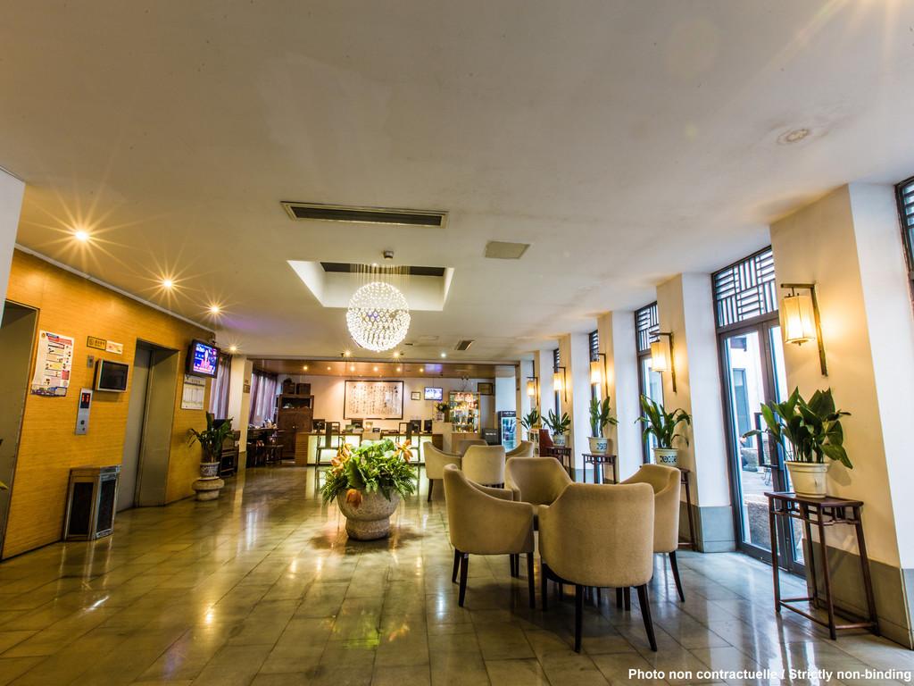 โรงแรม – Starway SH Anting Station