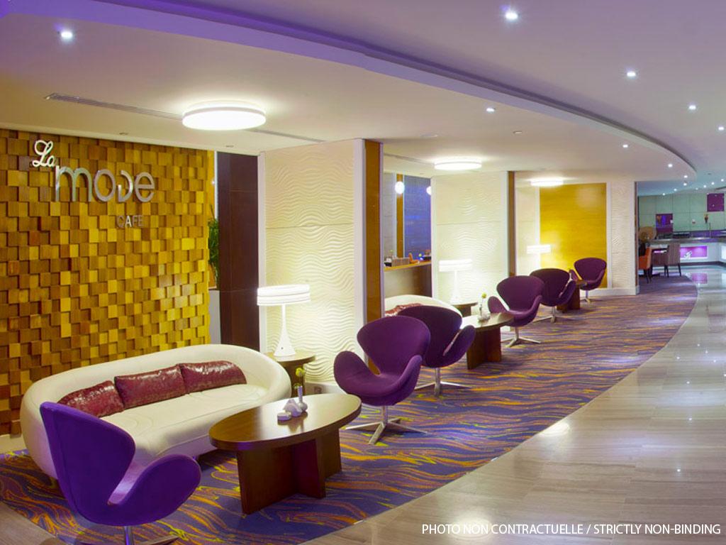 Otel – Novotel Suites Colmar Centre
