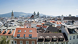 Austria - Liczba hoteli UPPER AUSTRIA