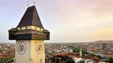 Austria - Liczba hoteli STYRIA