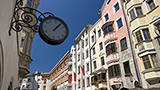 Austria - Liczba hoteli TYROL