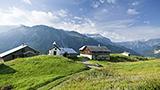 Austria - Liczba hoteli VORARLBERG