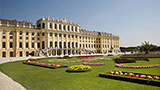 Austria - Liczba hoteli VIENNA-Land-Austria