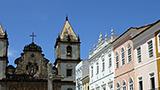 Brazylia - Liczba hoteli Bahia