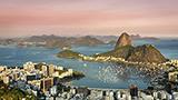 Brasilien - Hotell Rio de Janeiro