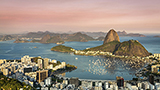 Brazylia - Liczba hoteli Rio de Janeiro
