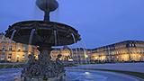 Niemcy - Liczba hoteli Baden-Wuerttemberg
