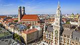 Niemcy - Liczba hoteli Bavaria