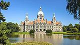 Niemcy - Liczba hoteli Lower Saxony
