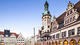 Niemcy - Liczba hoteli Saxony