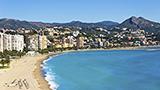 Hiszpania - Liczba hoteli ANDALUSIA
