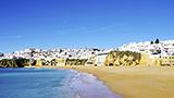 Portugalia - Liczba hoteli ALGARVE