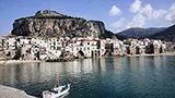 Włochy - Liczba hoteli SICILY