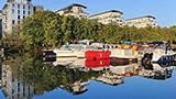 Francja - Liczba hoteli Western Loire