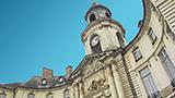 Francja - Liczba hoteli Brittany