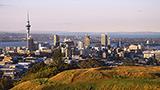 Nowa Zelandia - Liczba hoteli North Island New Zealand