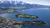 Nowa Zelandia - Liczba hoteli South Island New Zealand