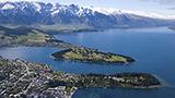Nowa Zelandia - Liczba hoteli South Island New Zealand