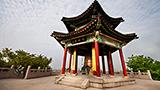 Chiny - Liczba hoteli JIANGSU