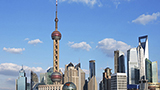 Cina - Hotel SHANGHAI (comune)