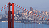 Stany Zjednoczone Ameryki - Liczba hoteli Kalifornia
